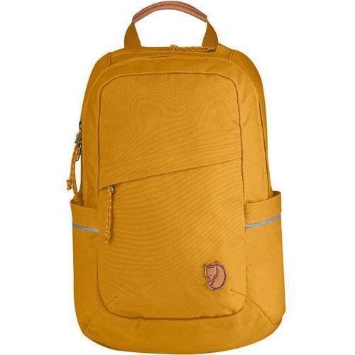 Fjällräven Räven Plecak Dzieci Mini żółty/pomarańczowy 2018 Plecaki szkolne i turystyczne (7323450405991)
