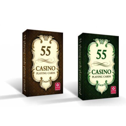 Cartamundi Karty casino 55 l. (5901911000408)