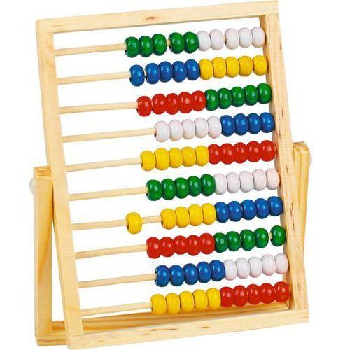 Starpak - Liczydło drewniane 10 rzędów - Starpak