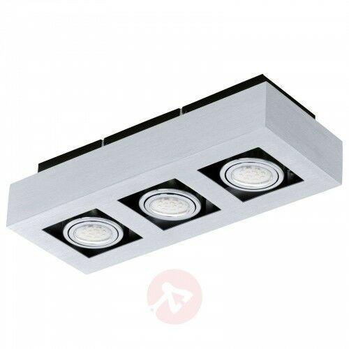Aluminiowa lampa sufitowa LED Loke, 21572004451