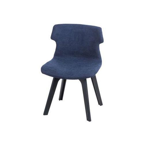 Krzesło techno std tap niebieskie 1817 - d2 design - zapytaj o rabat! marki D2.design