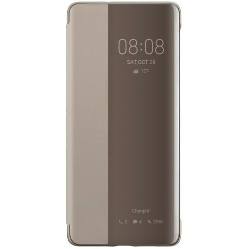 Huawei P30 Smart View Cover - Khaki