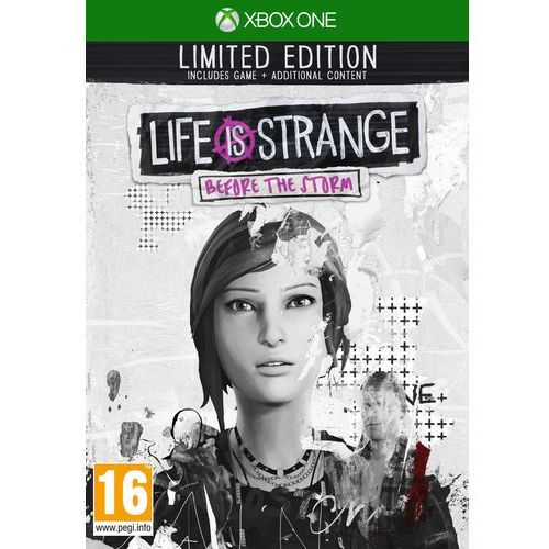 Life Is Strange Before The Storm (Xbox One)