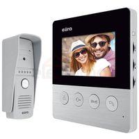"""Eura-tech Wideodomofon eura vdp-19a3 """"helios"""" 4,3'' (5905548275635)"""