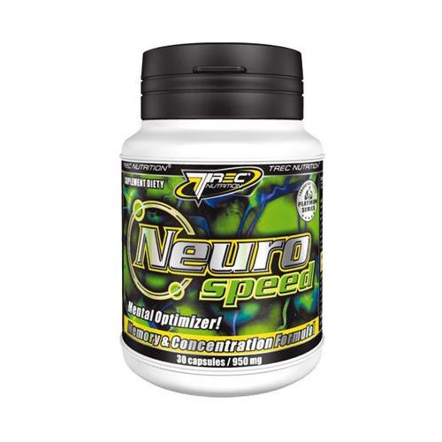 Trec neuro speed - 60 kaps marki Trec nutrition