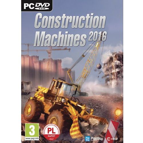 Construction Machines 2016 (PC)