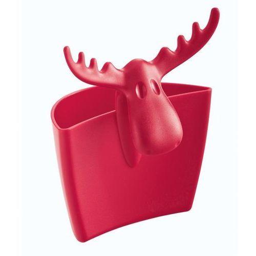 Pojemnik na kubek Rudolf malinowy (4002942235584)