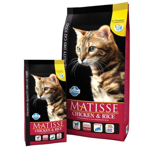 Farmina sucha karma dla kota Matisse Chicken&Rice - 20kg (8010276016003)