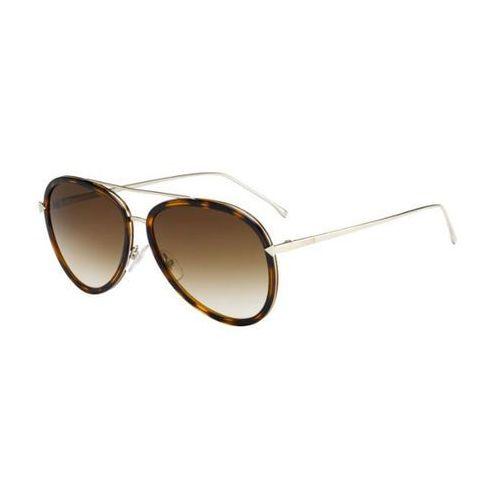 Okulary słoneczne ff 0155/s funky angle v4z/cc marki Fendi