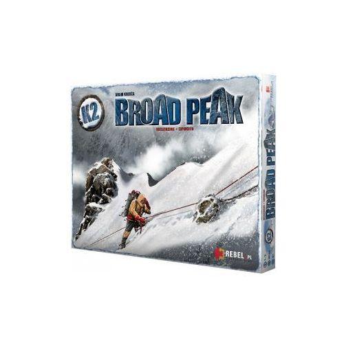 K2: Broad Peak. Gra Planszowa