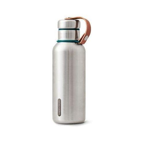 - butelka termiczna 500 ml, turkusowa - turkusowy marki Black+blum