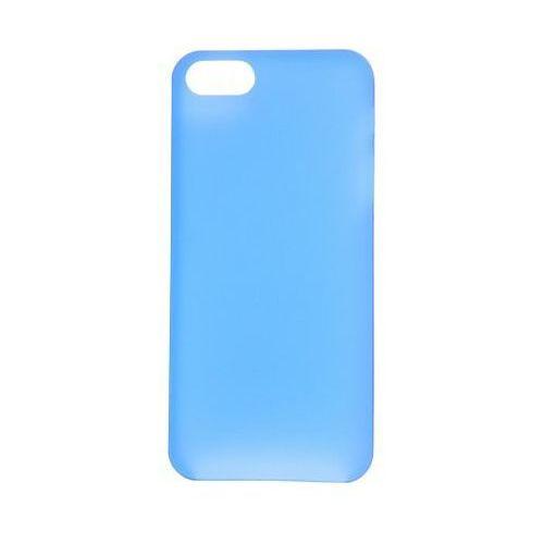Pokrowiec WINNER GROUP Azzaro P (obudowa folia) iPhone 5 Niebieski (8591194056109)
