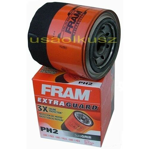 Fram Filtr oleju silnika 22x1,5 chrysler 300c 2008-