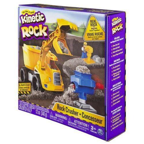 Zabawka kinetic rock rozdrabniarka + zamów z dostawą jutro! + darmowy transport! marki Spin master
