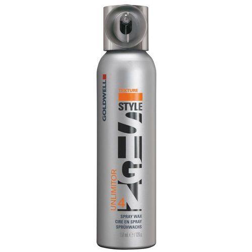 Goldwell StyleSign Creative Texture modelujący wosk do włosów w sprayu (Unlimitor 4) 150 ml