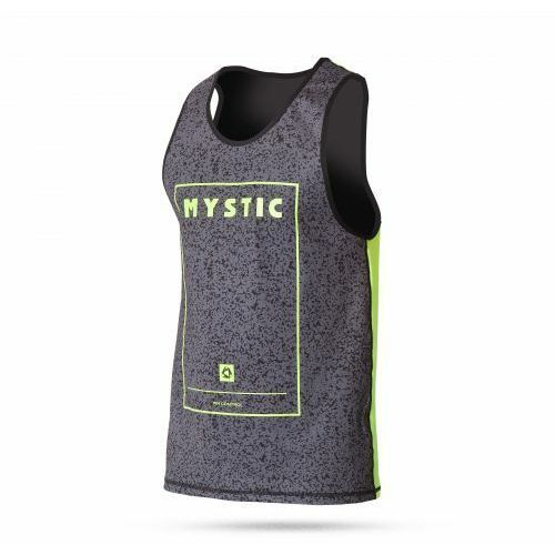 Lycra Mystic Block QuickDry Tanktop 2016 Yellow, 1773_20160323215710