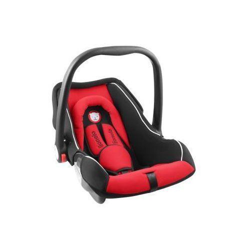 Nosidełko samochodowe noa czerwone  od producenta Lionelo