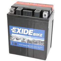 Akumulator EXIDE BIKE AGM YTX14AHL-BS