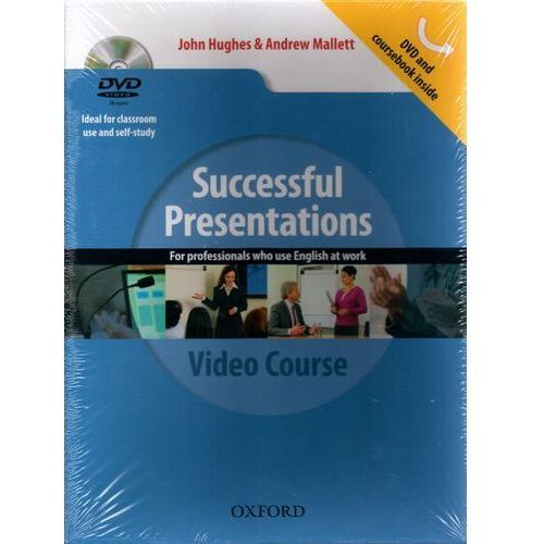 Business Result. Success Presentations in English. Podręcznik + DVD (9780194768351)