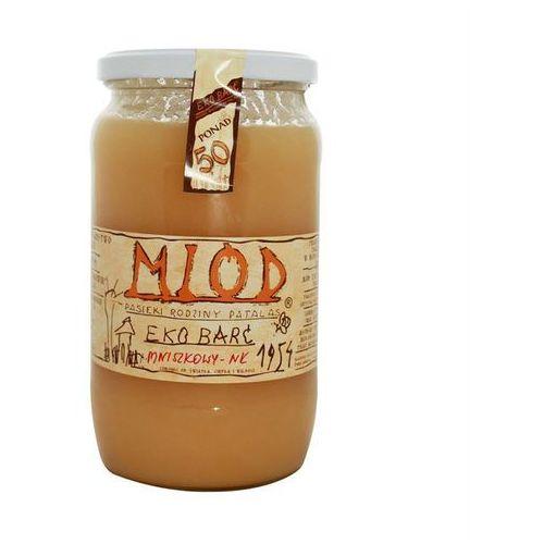 Eko barć (patalas) Miód mniszkowy bio 1kg-