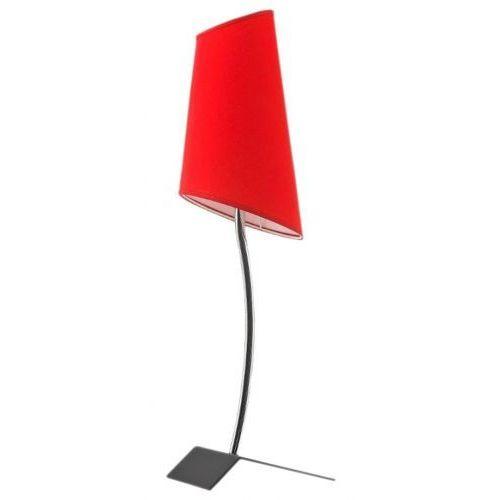 Lampa stołowa victoria czerwona 337/lm cze - - sprawdź kupon rabatowy w koszyku marki Lampex