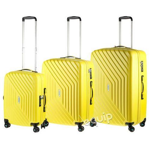 American tourister Zestaw walizek  air force 1 - żółty