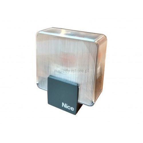 Nice Lampa elac 230v z anteną led