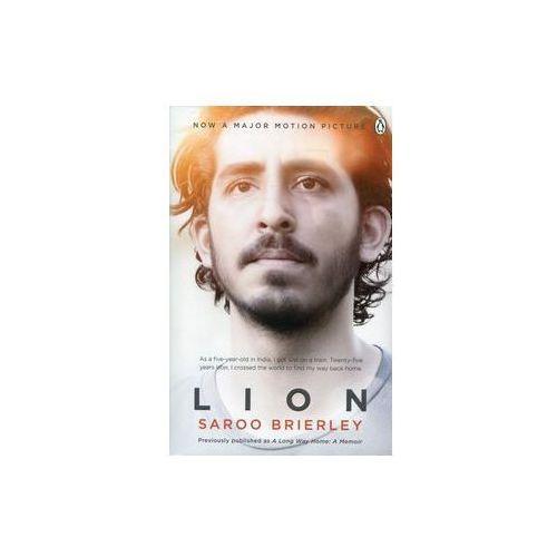 Lion A Long Way Home - Brierley Saroo (264 str.)