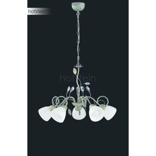 Trio -leuchten traditio lampa wisząca siwy, 5-punktowe - dworek - obszar wewnętrzny - traditio - czas dostawy: od 3-6 dni roboczych (4017807354171)
