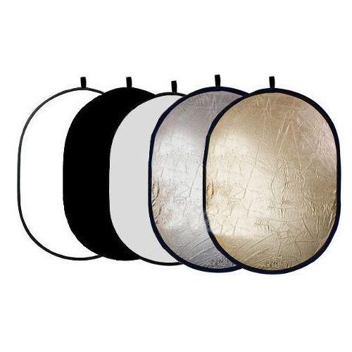 Blenda 5w1 owalna 92/122cm - sunfire marki F&v