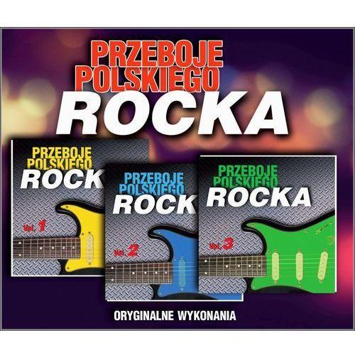 Universal music Przeboje polskiego rocka (cd) - various artists darmowa dostawa kiosk ruchu