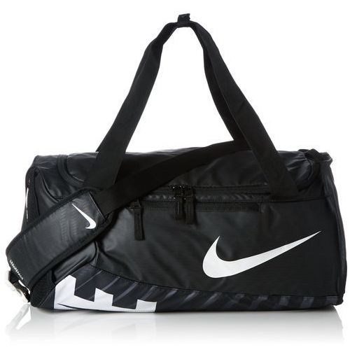 Nike Performance NEW DUFFEL SMALL Torba sportowa black/white