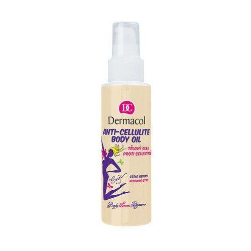 Dermacol Enja Massage Anti-Cellulite Body Oil 100ml W Antycellulit (8595003109222)