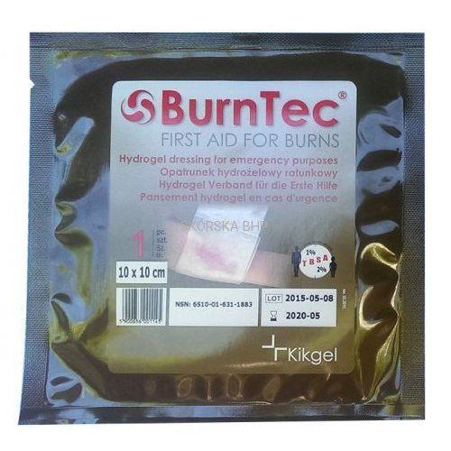 Opatrunek hydrożelowy Burn Tec 6 cm x 12 cm - na oparzenia