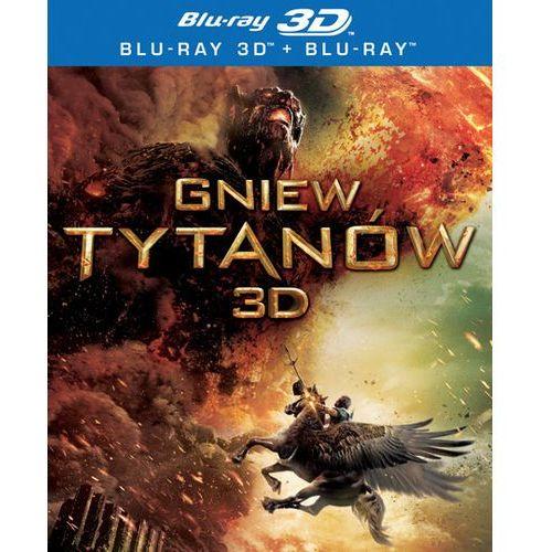 Galapagos films Gniew tytanów 3-d (2 bd) (7321999318390)