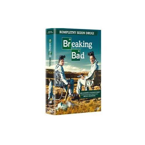 Breaking Bad. Sezon 2 (4 DVD)