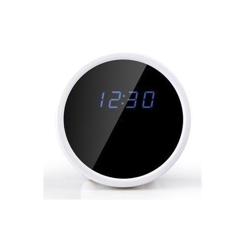Zegar budzik z mini kamerą szpiegowską wifi marki Nais-net