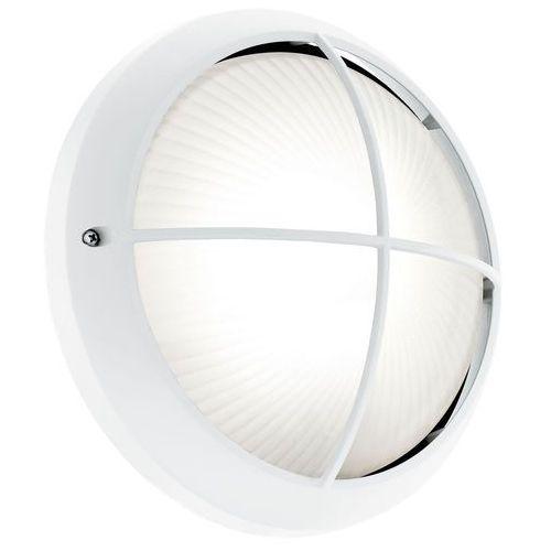 Eglo Kinkiet siones 1 96341 lampa ścienna plafon 1x11w led biały (9002759963415)