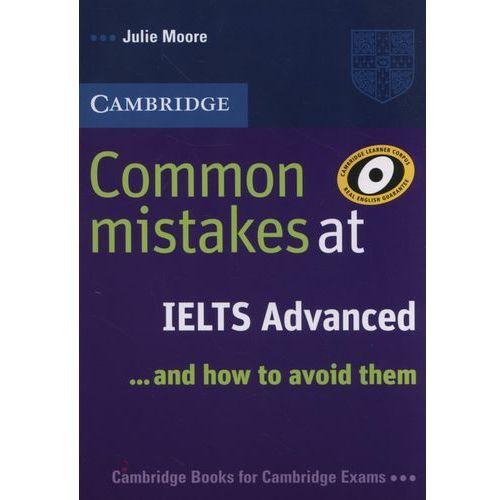Common mistakes at IELTS Advance (opr. miękka)