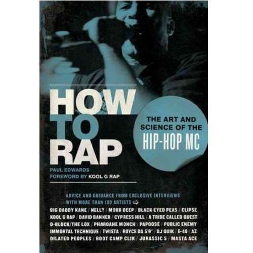 How to Rap (9781556528163)