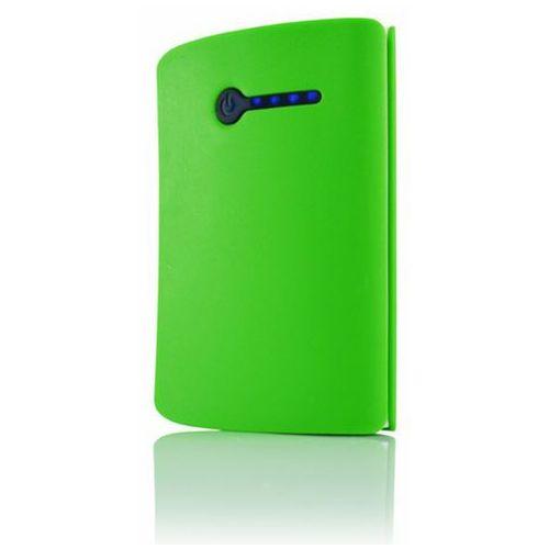 NonStop PowerBank AttoXL Zielony 6000mAh - 6000mAh \ Zielony, PBA0975