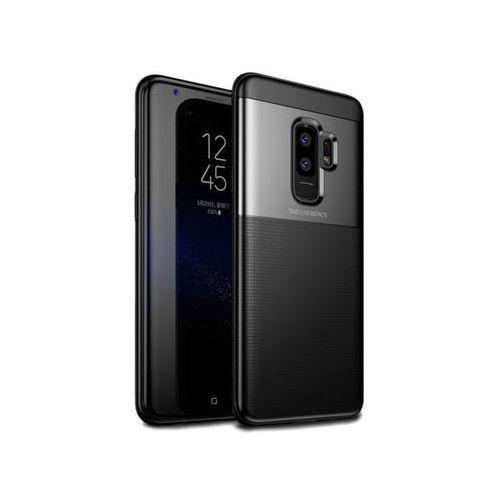 Etui Alogy Toraise Samsung Galaxy S9+ Plus czarne - Czarny, kolor czarny
