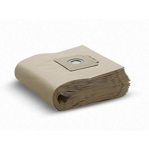 Papierowy worek filtrujący, do odkurzacza do pracy na sucho T 15/1 Professional,
