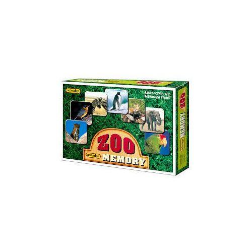 Gra ADAMIGO Memory Zoo