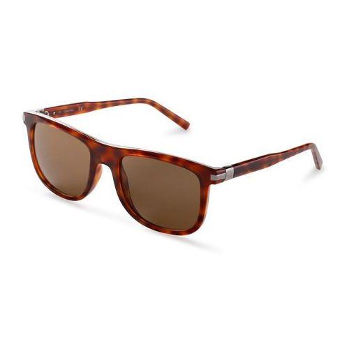 Calvin klein Okulary przeciwsłoneczne męskie - ck3198s-15