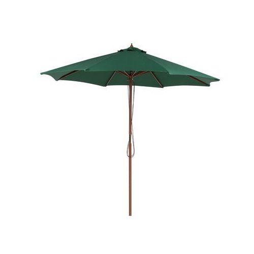 Parasol ogrodowy zielony TOSCANA II (4251682202398)