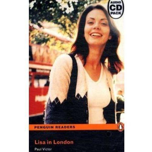 Lisa in London plus Audio CD Penguin Readers Original, Paul Victor