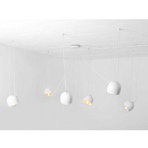 Lampa sufitowa Customform POPO 6 - biały (5904798641580)