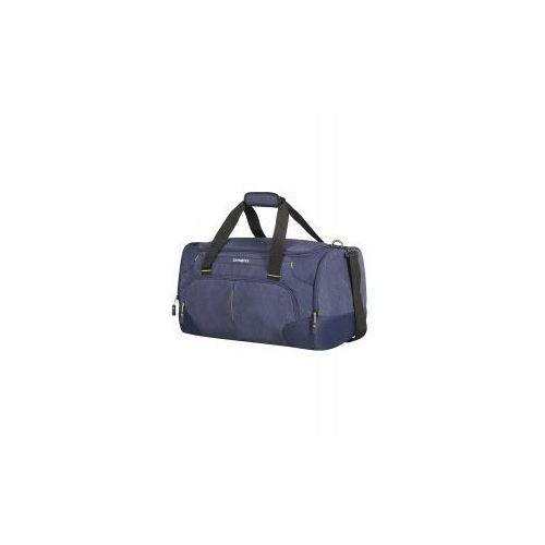 SAMSONITE torba miękka 55 cm kolekcja REWIND model Duffle materiał polyester