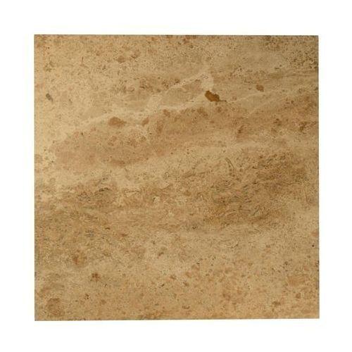 Marmara Płyta z trawertynu midas brown 45.7 x 45.7